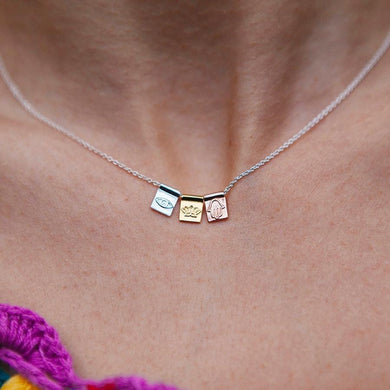 Gorgeous symbol necklace