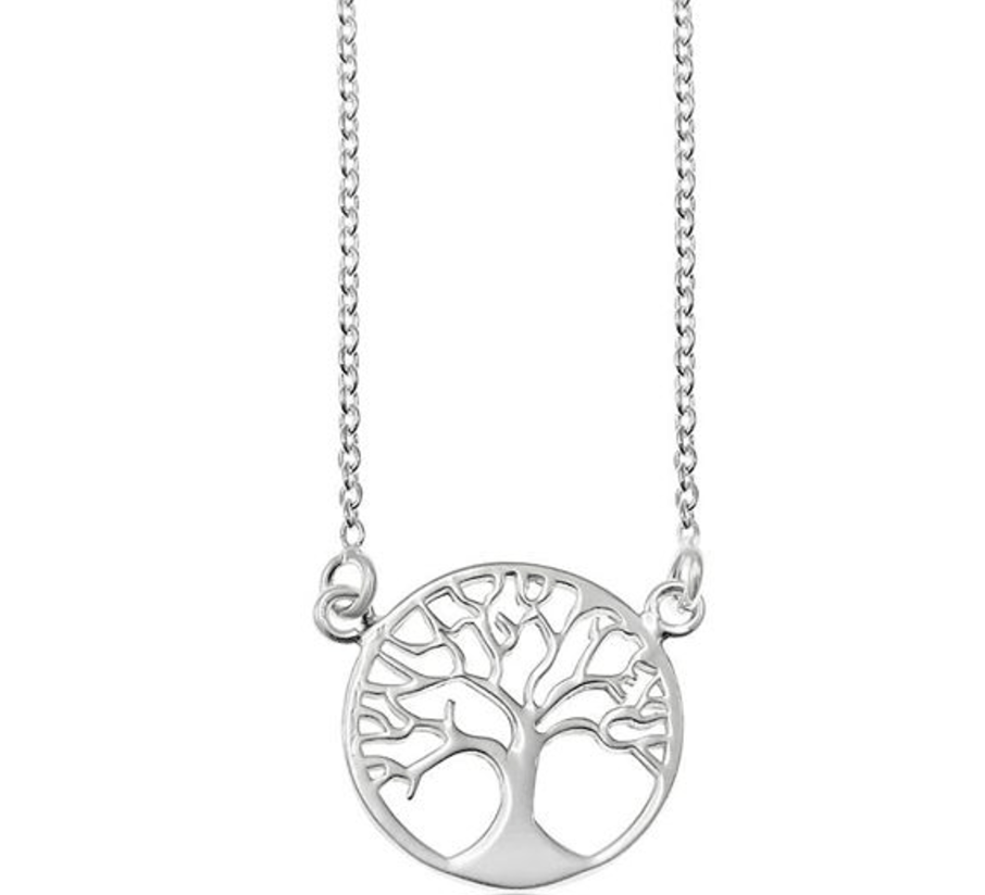 Tree of Life Jewellery Silver