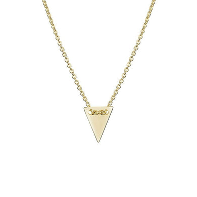 pendant triangle mind body spirit