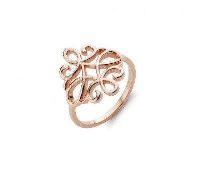 Flowing Filigree Ring