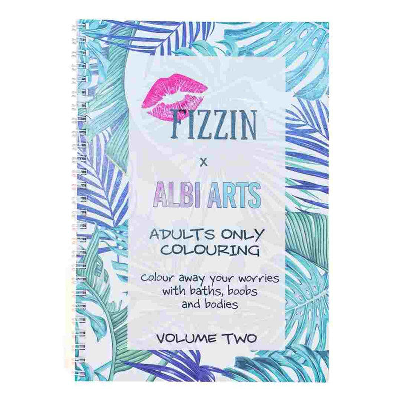 Adult Colouring Book Bundle