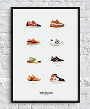 'SUSHI SNEAKERS' Index