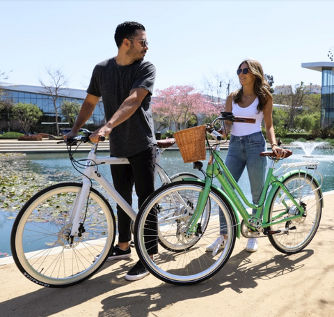 6 Tips To Prepare Your Electric Bike For Spring