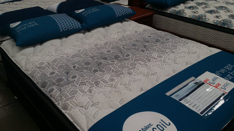 Sleepmaker Miracoil Advance Mattress M4 - Double Firm Feel at HomeSoul Bedroom for only$1099.00