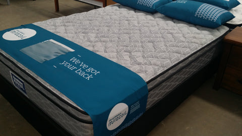 Sleepmaker Miracoil Classic Mattress - King at HomeSoul Bedroom for only$799.00