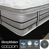 Sleepmaker Cocoon Cersei Mattress - Queen at HomeSoul Bedroom for only$2699.00