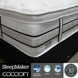 Sleepmaker Cocoon Cersei Mattress - Super King at HomeSoul Bedroom for only$3999.00