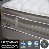 Sleepmaker Cocoon Khalesi Mattress - King Single at HomeSoul Bedroom for only$3599.00