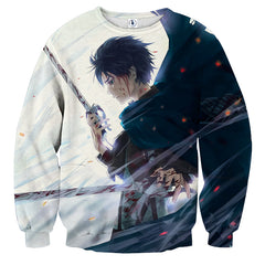 Sweater Attack on Titan