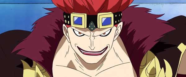 Eustass Kid bounty