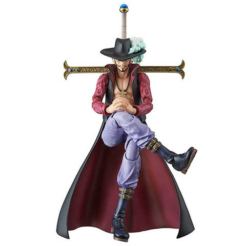 Dracule Mihawk articulated figurine