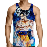 Tank Top Dragon Ball San Goku Elevation