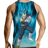 Tank Top Dragon Ball Vegeta Final Flash coming