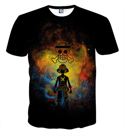 T-shirt One Piece The Adventure