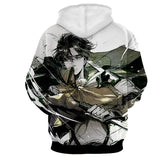 Hoodie Attack on Titan Sunset