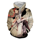 Hoodie Attack on Titan Levy Chemical
