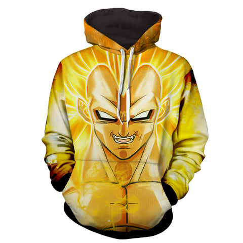 Hoodie Dragon Ball Cosmos Vegeta Super Saiyan 3