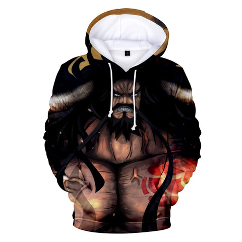 Hoodie One Piece Kaido the Yonko