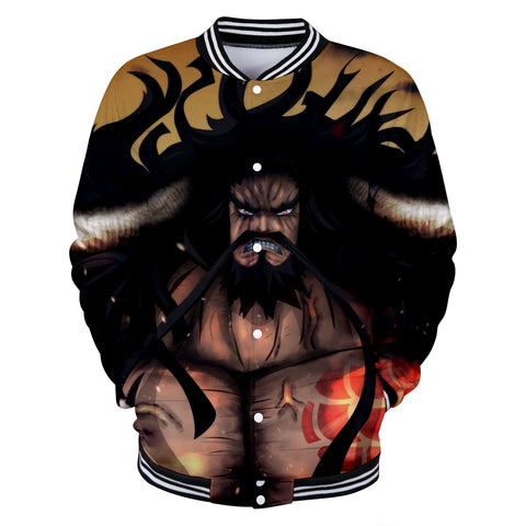 Jacket One Piece Kaido the Yonko