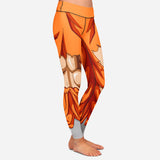 Legging Dragon Ball special San Goku edition fighting mode