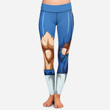 Legging Dragon Ball special Vegeta edition fighting mode