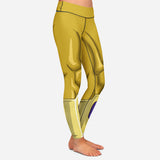Legging Dragon Ball special Golden Freeza edition