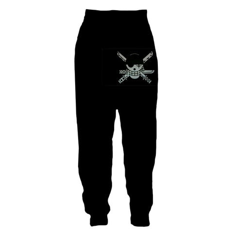 Streetwear Pants One Piece Logo