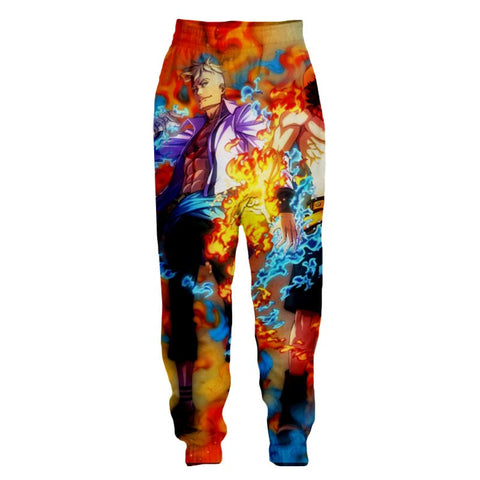 Streetwear Pants One Piece the light of Marco