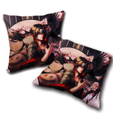 Pillow Naruto double side printed 19.7x19.7in ( 50x50 cm)