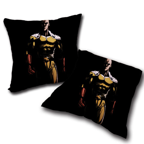 Pillow One Punch Man double side printed 19.7x19.7in ( 50x50 cm)