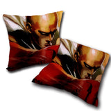 Pillow One Punch Man double side printed 13.8x13.8in ( 35x35 cm)