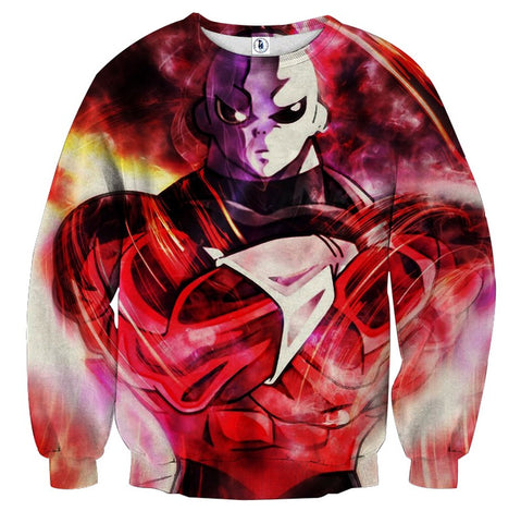 Sweater Dragon Ball Jiren