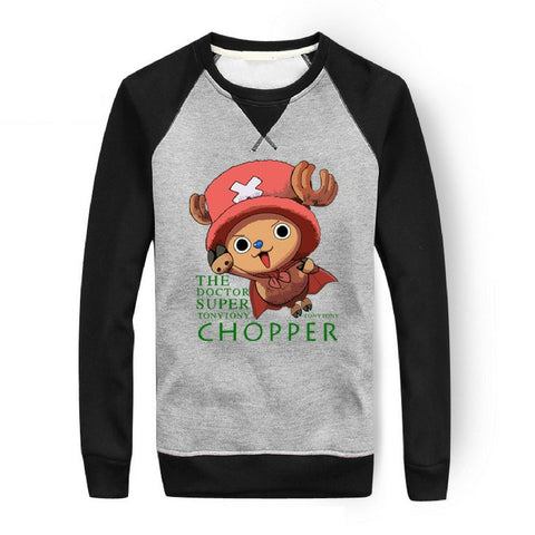 Sweater Super Tony Tony Chopper printed