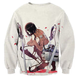 Sweater Attack on titan the wait of Mikasa
