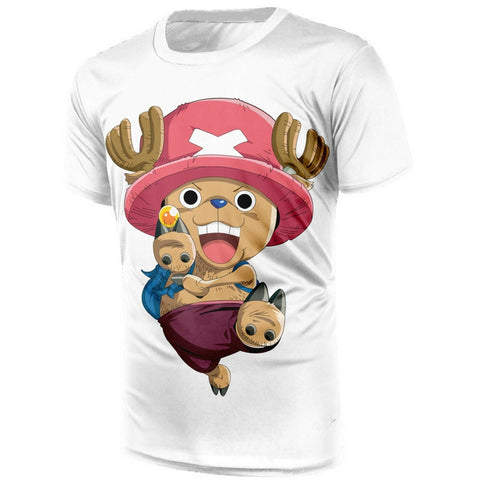 T-shirt Cute Chopper against a white background