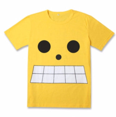 T-shirt One Piece yellow tops