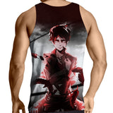 Tank Top Attack on titan Spring
