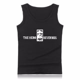 "Tank top ""The hero never dies"""