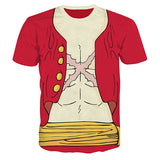 Unisex T-shirt One Piece graphic