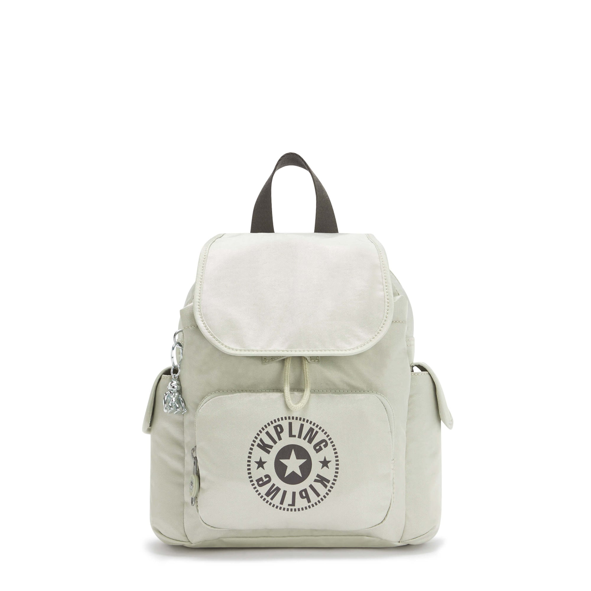 Backpack Kipling City Pack Mini Dynamic Silver KI2671G32