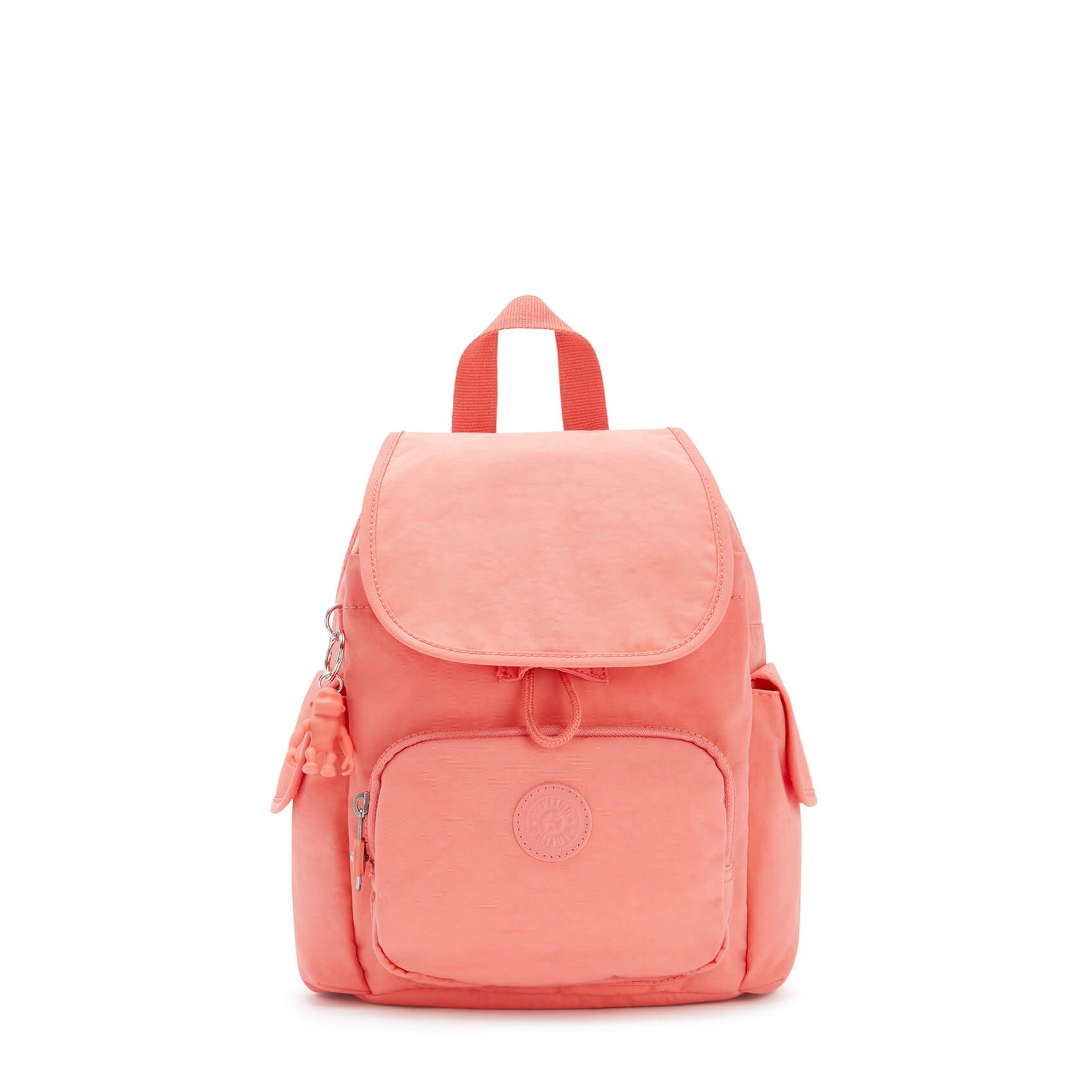 Backpack Kipling City Pack Mini Fresh Coral KI2670Z02