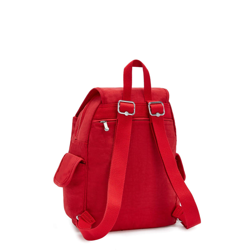 Backpack Kipling City Pack S Red Rouge K15635Z33