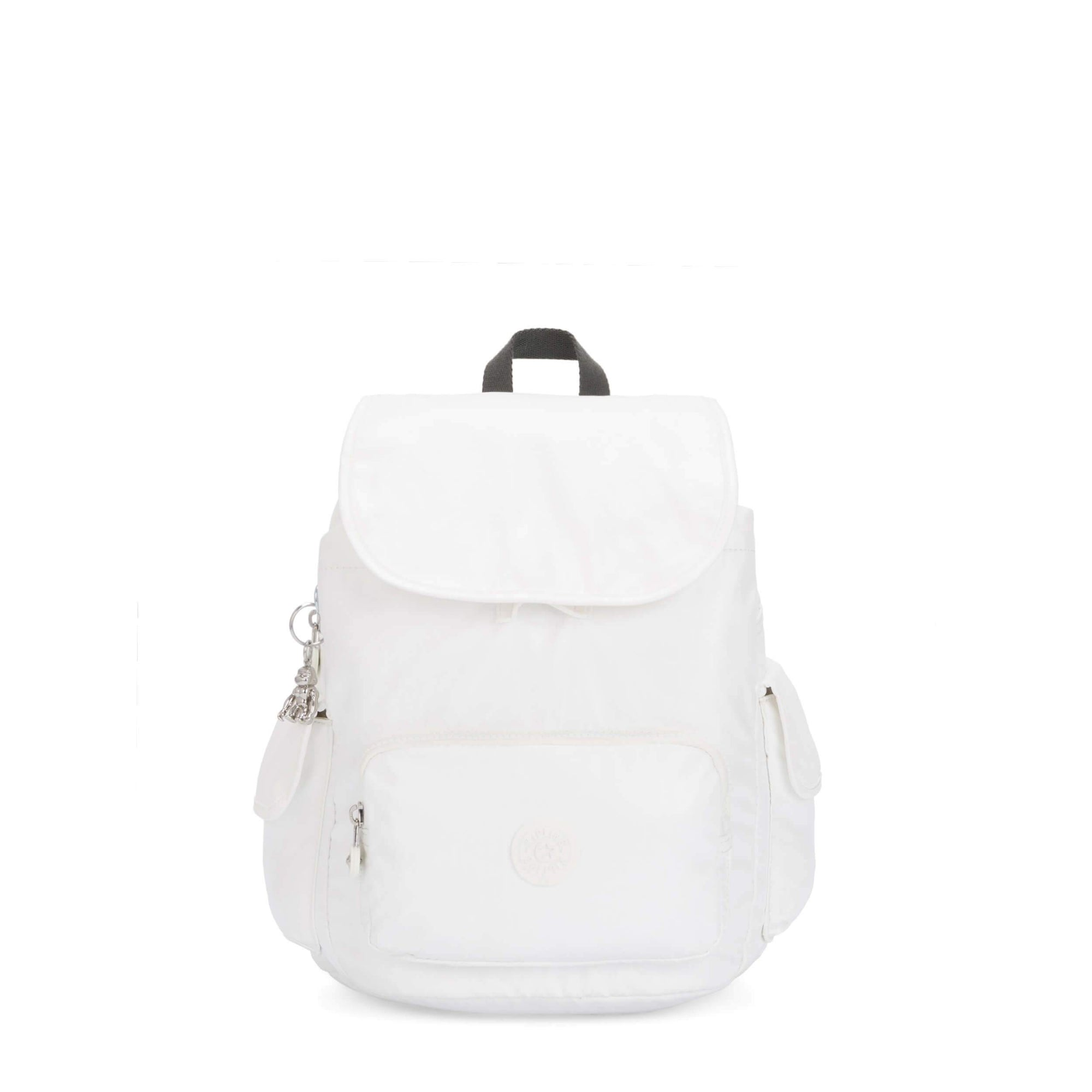 Backpack Kipling City Pack S White Metallic K1564147I
