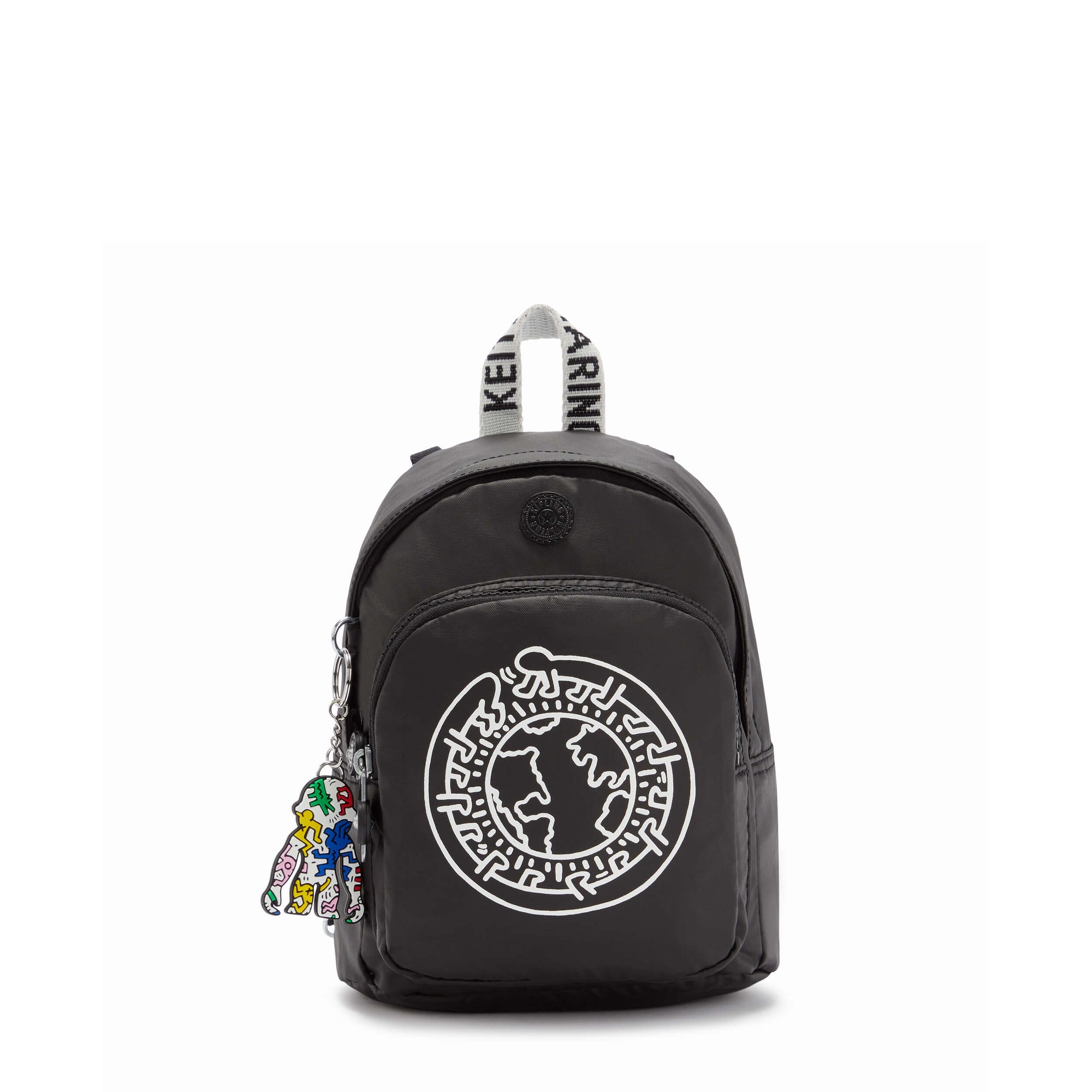 Backpack Kipling Delia Compact - Keith Haring
