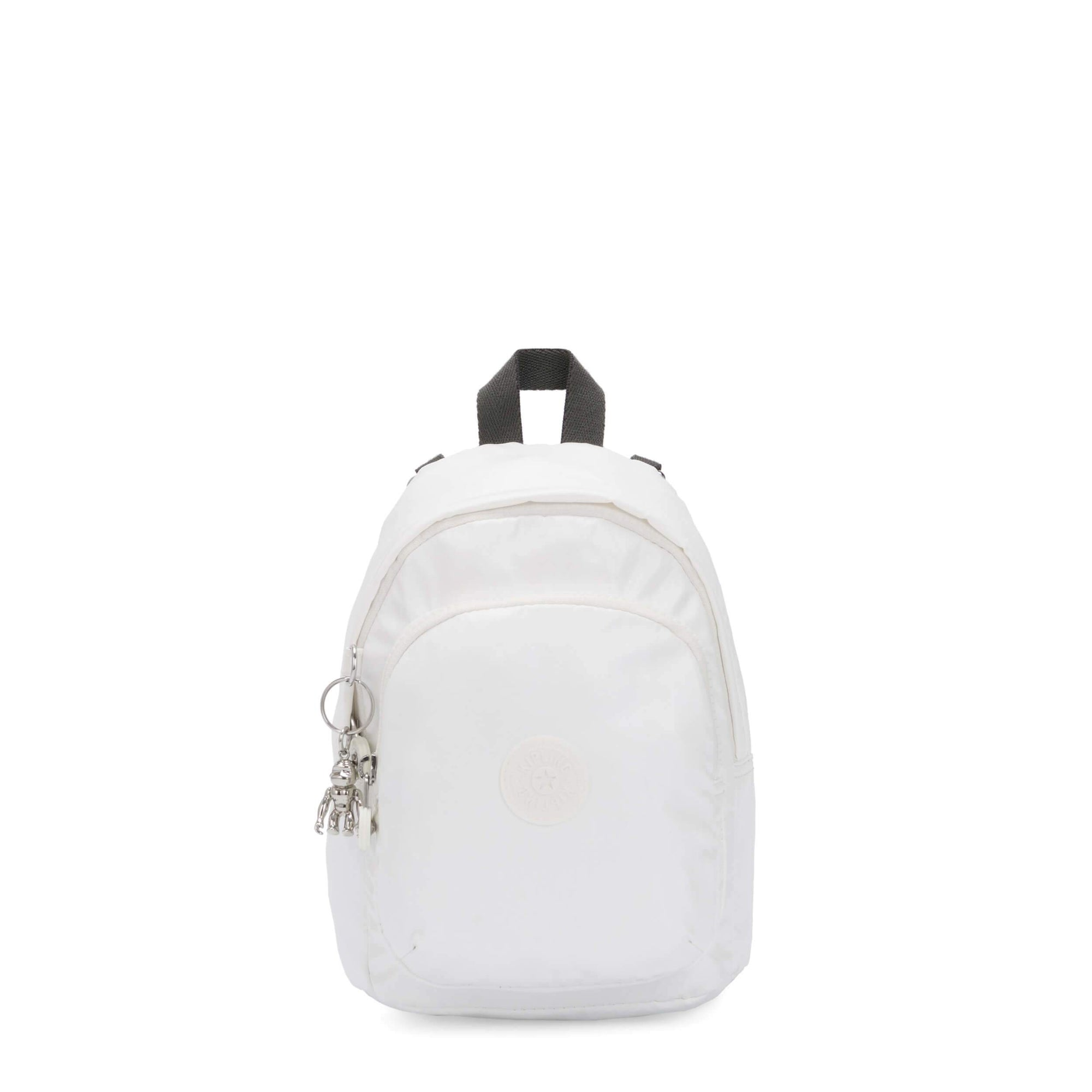 Backpack Kipling Delia Compact White Metallic KI420447I