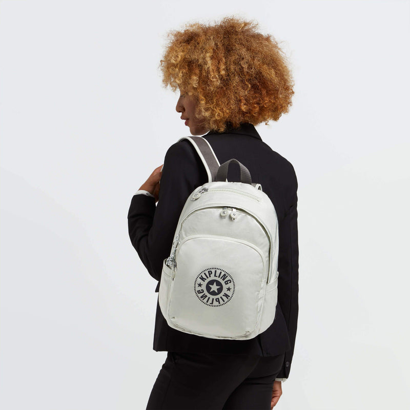 Backpack Kipling Delia Dynamic Silver KI5695G32