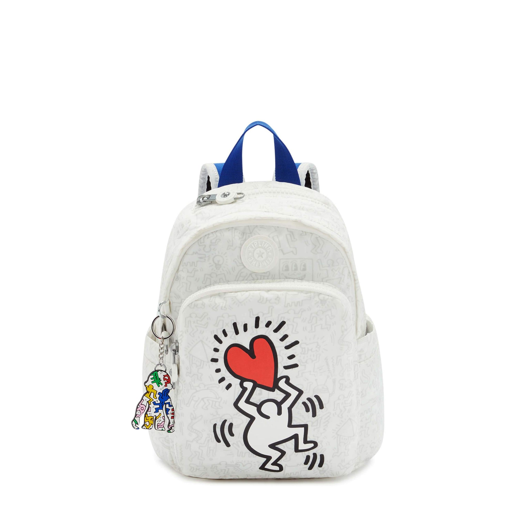 Backpack Kipling Delia Mini - Keith Haring
