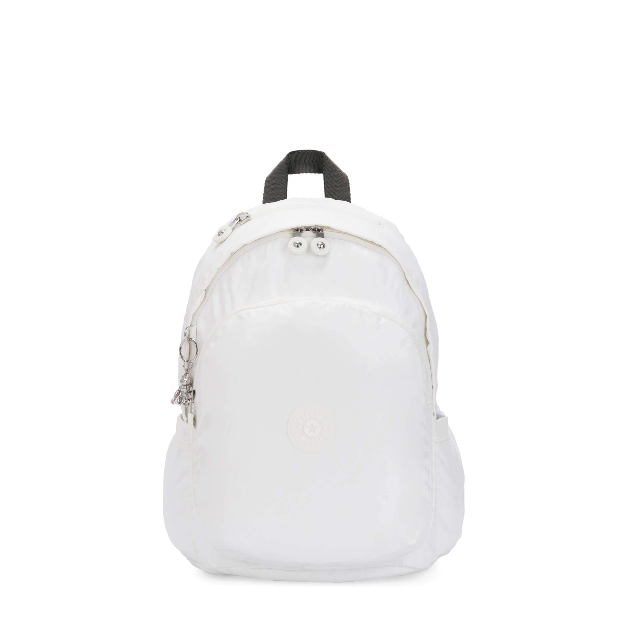 Backpack Kipling Delia White Metallic KI569547I