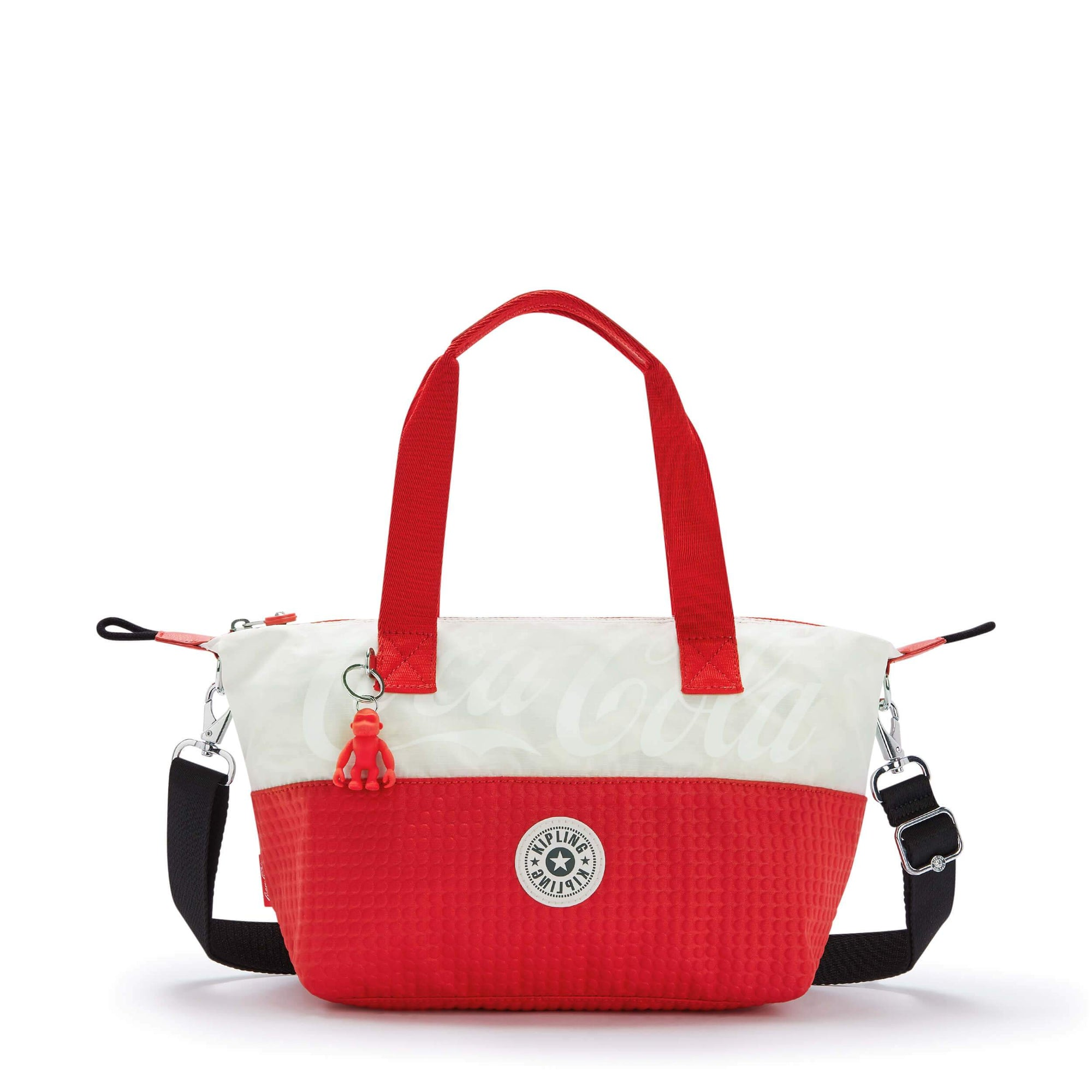 Bolsa Kipling Art Mini - Coca Cola CC Wild Red KI66560EV