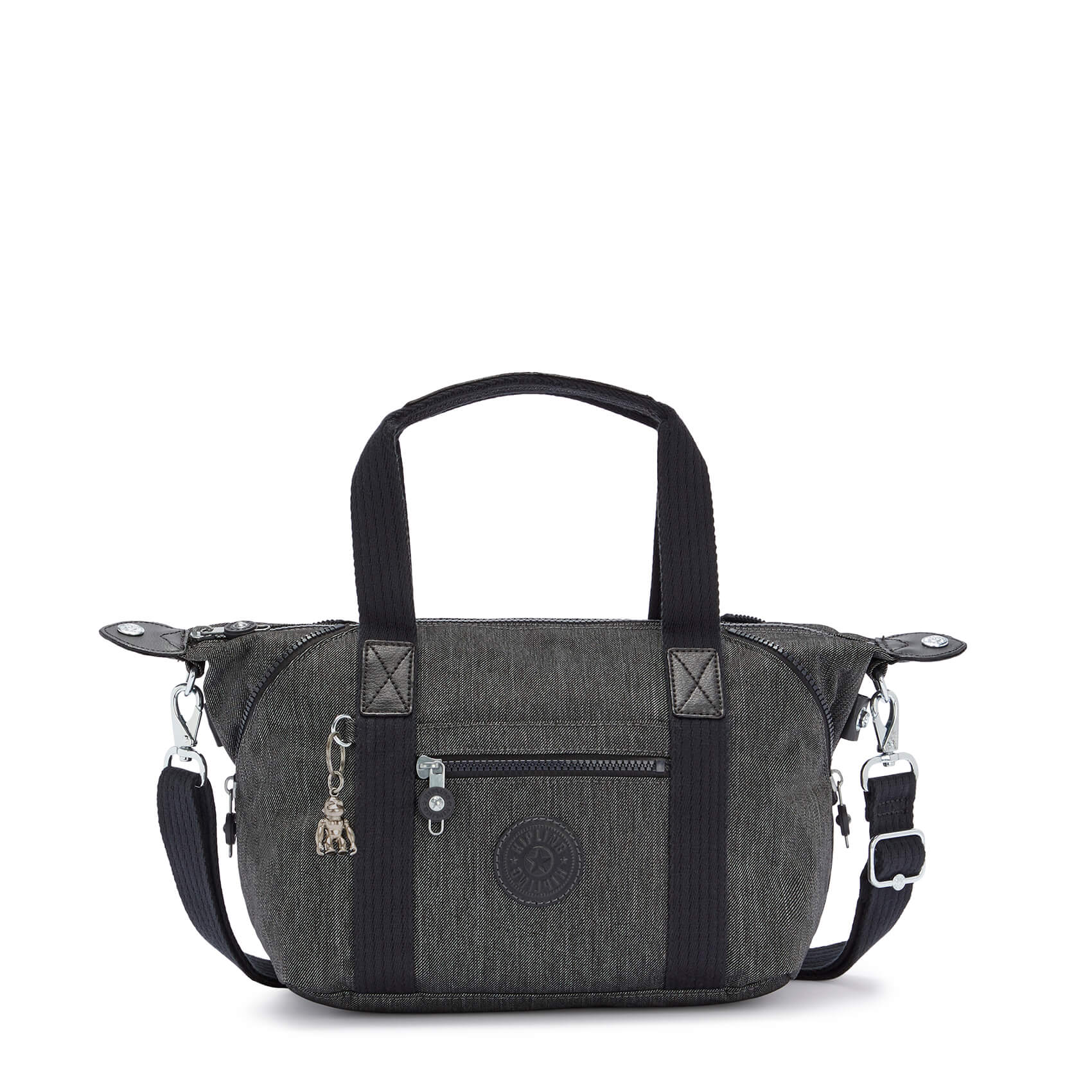 Bolsa Kipling Art Mini Black Peppery KI474678S